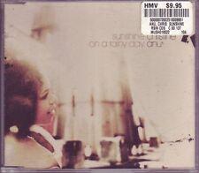 Christine Anu Sunshine On A Rainy Day Australian CD single
