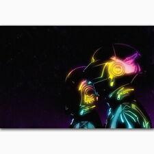 59788 Daft Punk Rap Dj Hip Hop Music Group FRAMED CANVAS PRINT UK