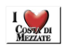 CALAMITA LOMBARDIA FRIDGE MAGNET MAGNETE SOUVENIR LOVE COSTA DI MEZZATE (BG)