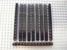 LEGO Technic - 10x Lochbalken Lochstange Liftarm beam 1x13 schwarz / black 41239