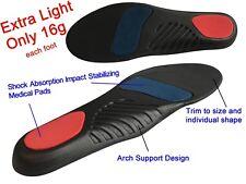 LUCE PLANTARE TACCO SOLETTA sano ANTERIORE Foot Cushion Sul Retro Tacco trattamento del dolore