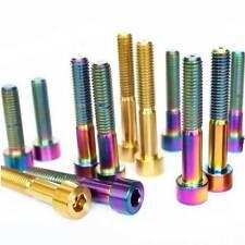 1,50 x 35 mm Tornillos cil/índricos de titanio M10
