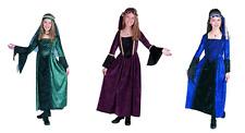 RENAISSANCE GIRL COSTUME RENAISSANCE PRINCESS JULIET CHILD COSTUMES PURPLE GREEN