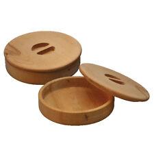 Paderno Ciotola contenitore tortillas legno 1 pz Tortillas cup box wood