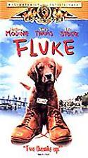 Fluke VHS Video USED Eric Stoltz Matthew Modine
