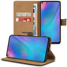 Klapphülle für Huawei P30 P20 Lite Pro Mate 20 10 Leder Tasche Cover Handy Hülle