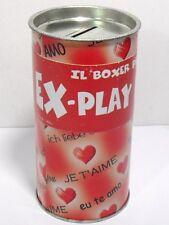 """AMORE-CONFEZIONE BANK-ALL'INTERNO BOXER PER """"EX PLAY BOY""""-SAN VALENTINO"""