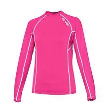 Bare Women's Long Sleeve Sunguard Rash Guard w/50+ SPF UV Protection Snorkeling