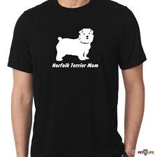 Norfolk Terrier Mom Tee Shirt v2