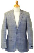 Promotion! nouveau gibson london prince of wales check blazer jacket G7325003CH gris s6c