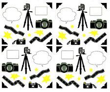 Mrs Grossman's Camera FILM Photo Scrapbook Stickers 2 Sheets