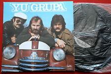 YU GRUPA 2 SIGNED PSYCH PROG HARD MASTERPIECE EXYUGO LP