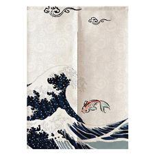 Blesiya Kitchen Door Noren Curtains Room Short Curtain Cotton Linen Tapestry