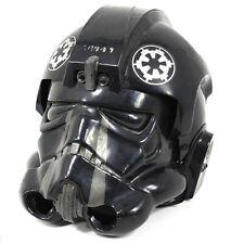 Star Wars Tie Fighter Pilot Helmet Mohawk ID Tag Decal Sticker Cosplay Legion
