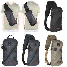 Small Sling Bag Crossbody Shoulder Chest Back Pack Anti Theft Travel Bag Daypack