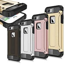 Handyhülle für Apple iPhone 5 5s SE Hart Hybrid Tasche Outdoor Cover Case Rugged