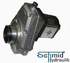 Zapfwellengetriebe Muffe mit Hydraulik - Pumpe BG2 20ccm 40ltr.