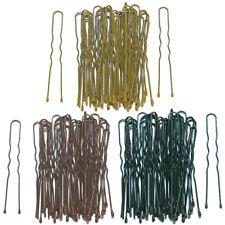 Bun Pins Girls Bob Kirby Hair Grips Pack Slides Wavey Bobby Fashion Styling Kids