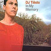DJ Tiesto - In My Memory (2 X CD)