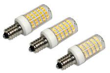 Lampadina 86 led E14 9 watt piccola luce 6500k 3000k 4000k frigo e cappa 07