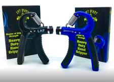 Adjustable Hand Gripper Forearm Wrist Gym Power Lifting Bodybuilding 66-164Lb Us