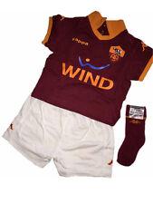 Kappa AS Rom AS Roma Minikit Sportset Baby Kit  3 - teilig  (302KQIO)
