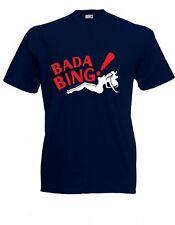 Herren T-Shirt Bada Bing! bis 5XL (Mafia / Gangster / Serie)
