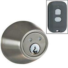 RF- Remote Controlled Wireless Door Lock DEADBOLT- SN