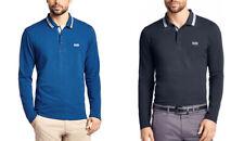 Hugo Boss Long Sleeve Polo Shirt for Man on Sale!!!