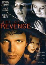 Art of Revenge (DVD, 2011) BRAND NEW SEALED