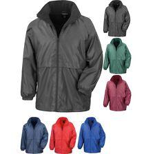 Mens Result Core DWL (Dri-warm & lite) Colour Winter Warm Jacket Coat