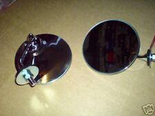 quality lucas style mirrors PAIRt MINI , COOPER , TRAVELER , AUSTIN BS5-10