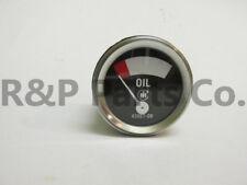 Oil Pressure Gauge for Farmall IH A B F12 F14 F20 F30 43987DB 0-75 PSI Thru 1946