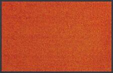 wash+dry Fußmatte Trend-Colour Burnt Orange waschbare Schmutzmatte 7 Größen