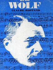 HUGO WOLF 1860-1903 Sloven Gradec Slovénie Musique