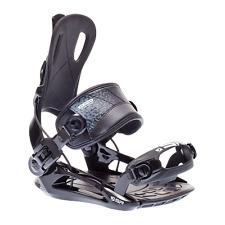 SP FT 270 Fastec Snowboard Bindung SP United Step In Binding schwarz