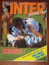 INTER FOOTBALL CLUB 1993/5 AGOSTINO OMINI HITCHENS @@