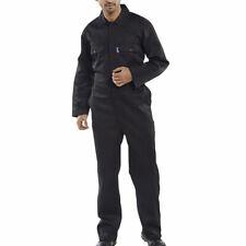 Haga clic hombre mujer mono mono ropa de trabajo azul marino negro Real