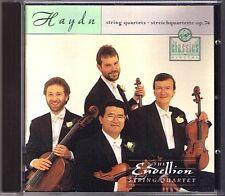 Endellion String Quartet: Haydn Quartetto op.74 n. 1 2 3 CD VIRGIN