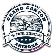 2 x Glossy Vinyl Stickers - Grand Canyon Arizona Travel Fun Laptop Decal #0159