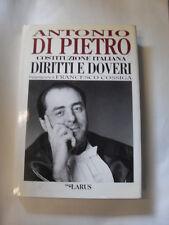 DI PIETRO - DIRITTI E DOVERI - EDIZIONI LARUS