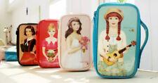 Fashion Korean Naliya Cartoon Girl Waterproof Make Up Cosmetic Travel Bag