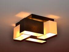 """Deckenleuchte Deckenlampe Designerleuchte """"Milano"""" Lampe Holz Beleuchtung modern"""