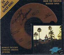 Eagles Hotel California DCC GOLD CD NEU Sealed GZS 1024