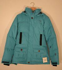 Nouveau orage duvet femmes women veste ski ski veste jacket Bethany 2 teal s
