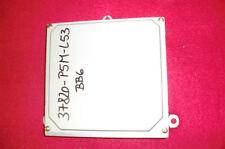 Dispositivo de control ecu Honda Prelude bb6 bj97-01 37820-p5m-l53