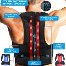Posture Corrector Corset Support Back Shoulder Brace Belt For Men Women