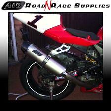 Yamaha R6 2003-2005 A16 camino legal de titanio de escape de carbono Outlet & Bafle
