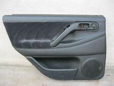 1xTürverkleidung hinten links VW Passat 35i  Facelift Verkleidung Velour schwarz