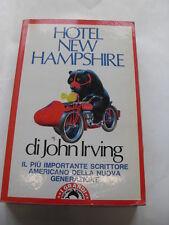 IRVING - HOTEL NEW HAMPSHIRE - EDIZIONE BOMPIANI 1987